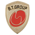 Значок BT GROUP.