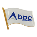 Значок BPC group, 30х25 мм